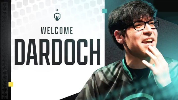 Dardoch joins Immortals as their new assistant coach