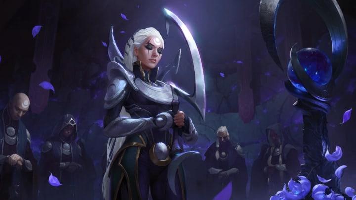 Legends of Runeterra Diana