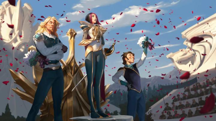 Legends of Runeterra Fiora