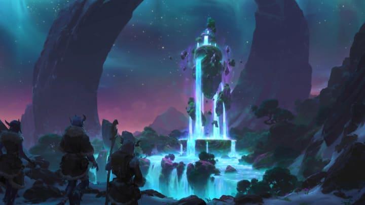 Legends of Runeterra Star Spring
