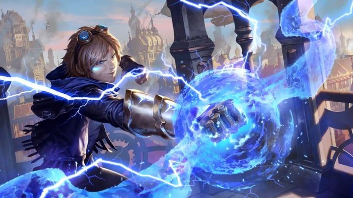 Legends of Runeterra Ezreal
