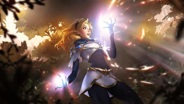 Legends of Runeterra Lux