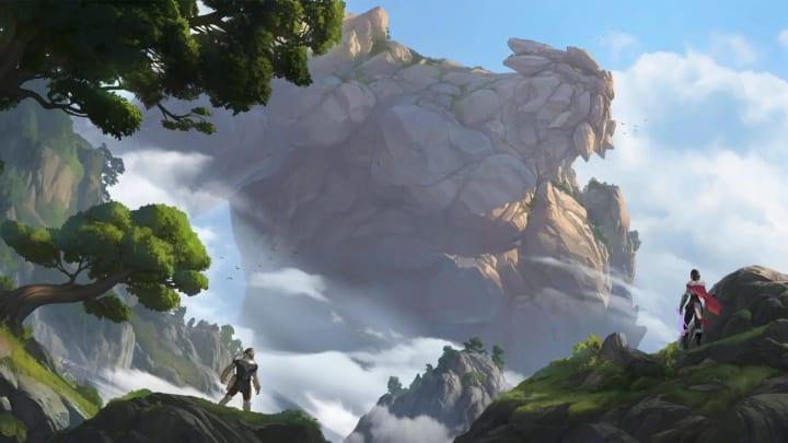 Legends of Runeterra Malphite
