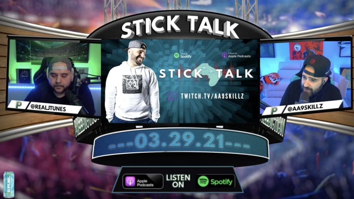 """In one of Stick Talk's most recent episodes, AA9Skillz dedicated a segment to the new """"Meta"""" in FIFA 21."""