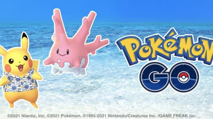 Pokemon GO: How to Catch Shiny Corsola