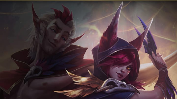 Xayah received some changes this patch.