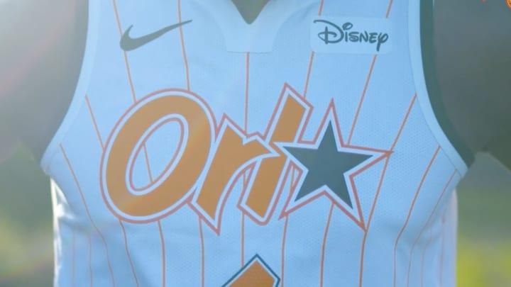 Orlando Magic City Jerseys