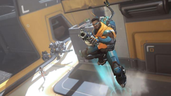 Overwatch Trick Helps Pharah Destroy D.Va Bombs