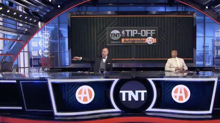 'Inside the NBA' minus one big man