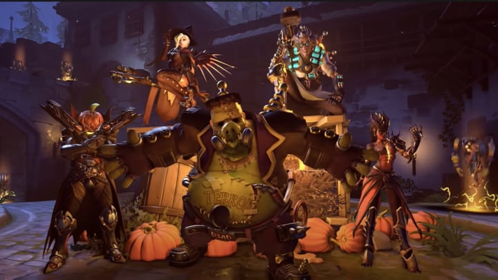 All Halloween 2020 Overwatch Overwatch Halloween Terror 2020: 5 Heroes Who Should Get Skins