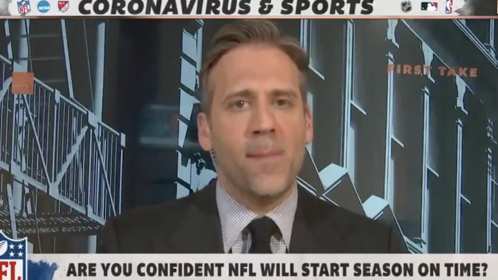 Max Kellerman Does Not Think the NFL Will Be Able to Finish 2020 Season