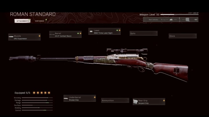 """Warzone and Call of Duty content creator Nick """"NICKMERCS"""" Kolcheff has come forward with a new loadout for the Swiss K31 sniper rifle."""