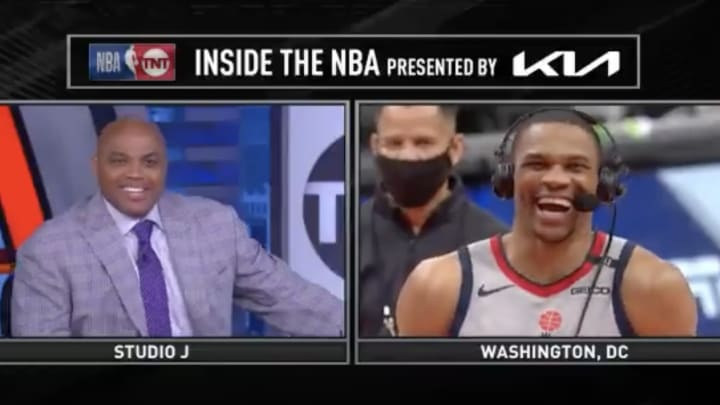 Charles Barkley and Russell Westbrook