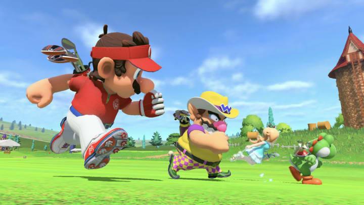 Mario Golf Super Rush Club Sets Guide