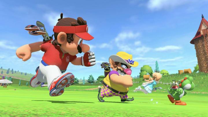 How to Unlock Courses in Mario Golf Super Rush