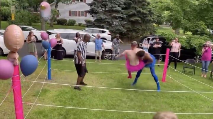 WWE Gender Reveal