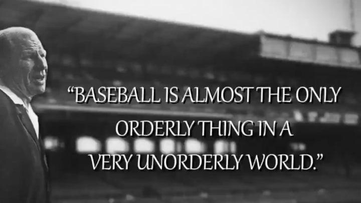 MLB Return Video