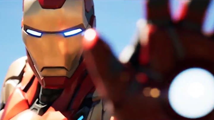 How to Eliminate Iron Man in Stark Industries in Fortnite