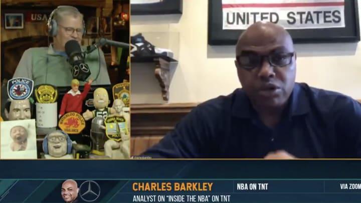 Charles Barkley on the Dan Patrick Show