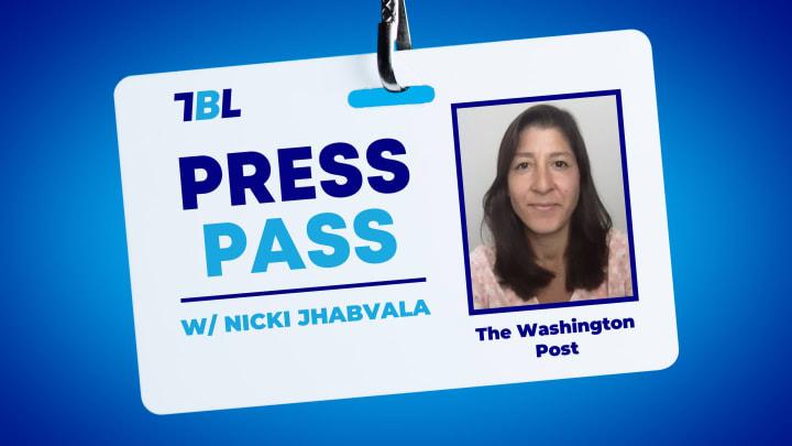 Nicki Jhabvala, The Washington Post