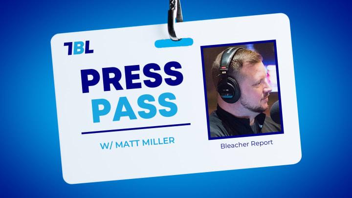 Matt Miller, Bleacher Report