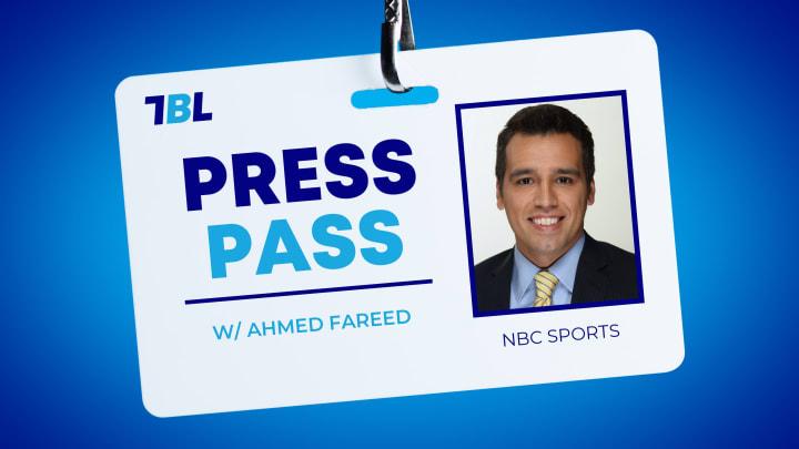 Ahmed Fareed of NBC Sports