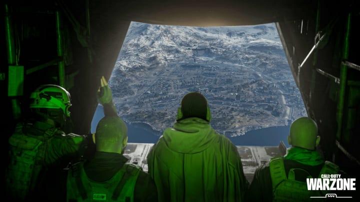 Call of Duty: Warzone Plane Hangar
