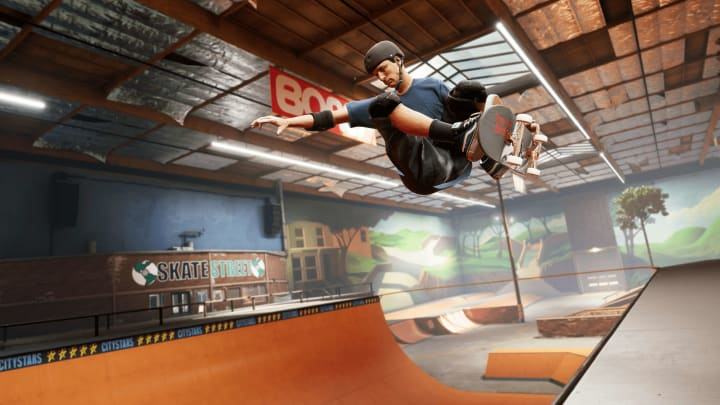 A new Tony Hawk Pro Skater game may be coming soon.