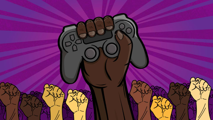 A year of interviews with Black game developers.