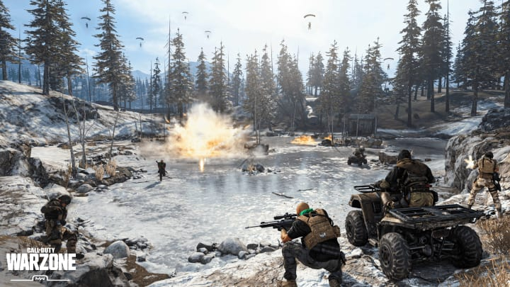 Call of Duty players have been wondering if there is a new map in Warzone.