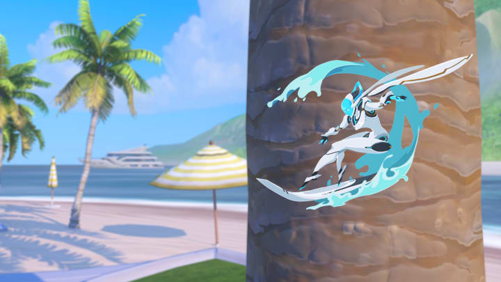 Some Overwatch fans are flexing their creative muscles ahead of the Summer Games event this year.