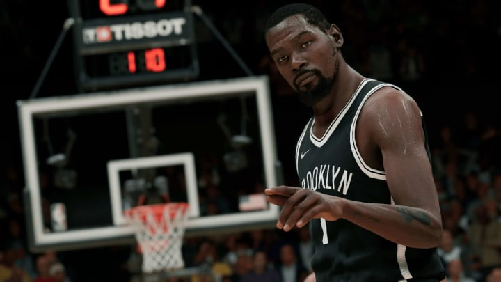 NBA 2K22, on both current and next gen, will feature a revamped roster of 80 badges.