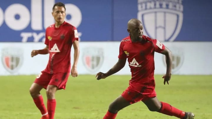 NEUFC have Camara in defence