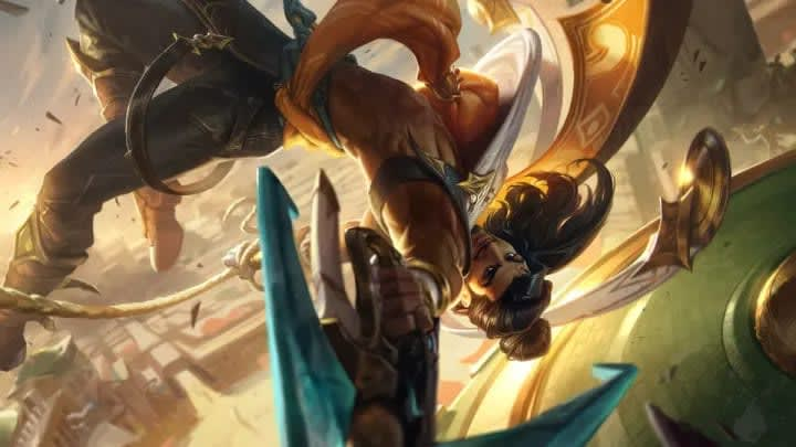 Patch 11.15 will see the release of the newest champion, Akshan, but there are some things developers need to not gloss over. | Photo by Riot Games