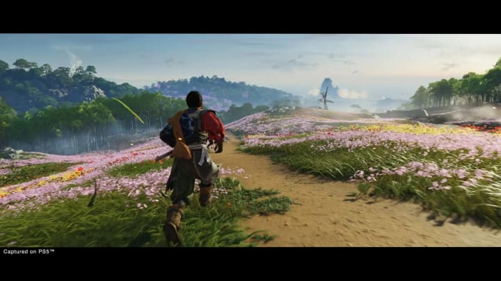 Ghost of Tsushima Director's Cut includes the new map, Iki Island.