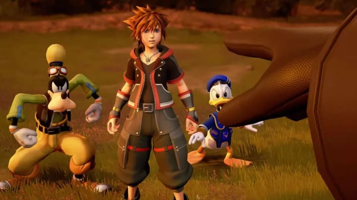 Kingdom Hearts Coming to PC