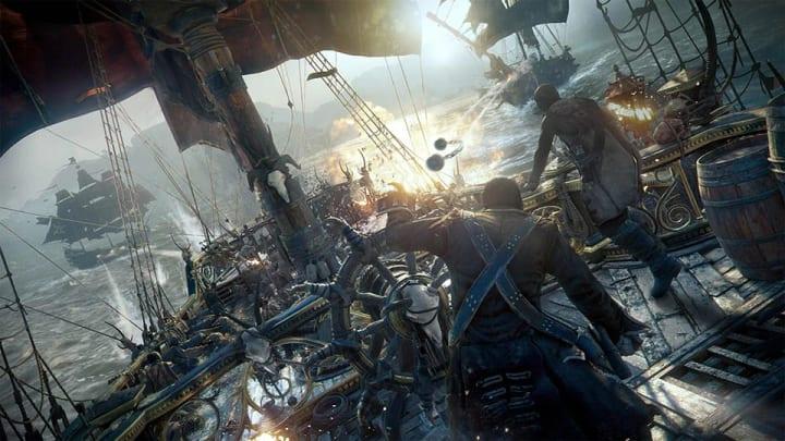Skull & Bones continues to sail toward the ever-vanishing horizon of release.
