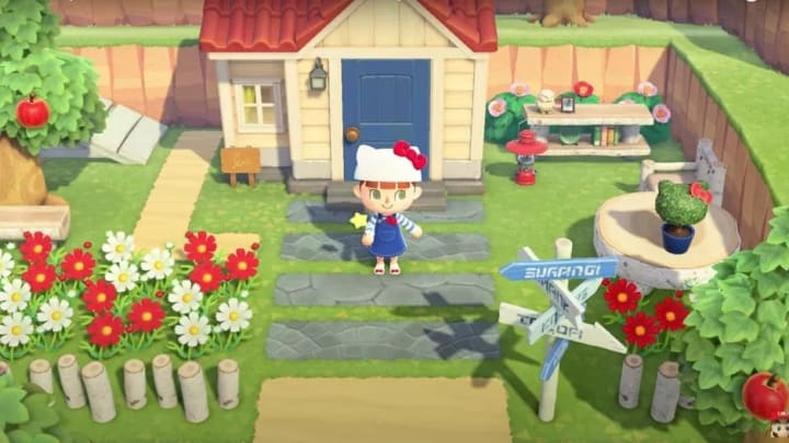 Animal Crossing: New Horizons Introduces Sanrio-Based Villagers and Items