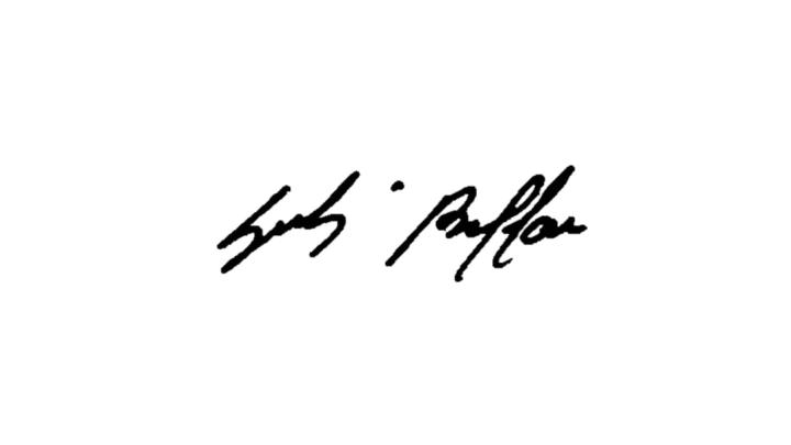 Autografo Buffon