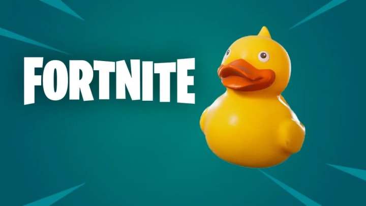 How to Place Rubber Ducks in Fortnite