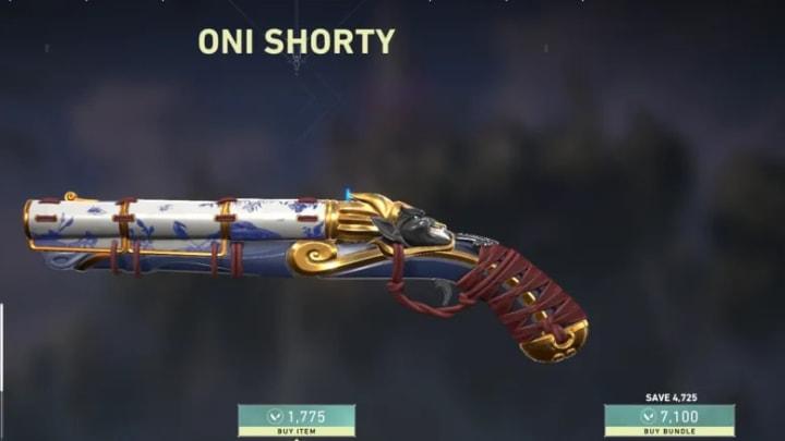 Cool skins still won't make this gun worth using