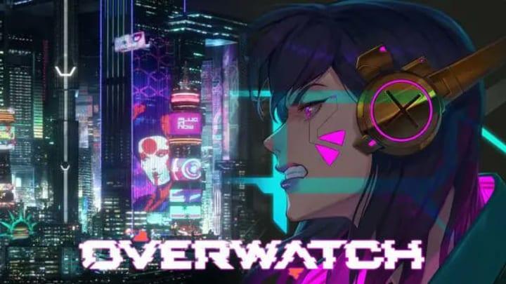 Cyberpunk DVA