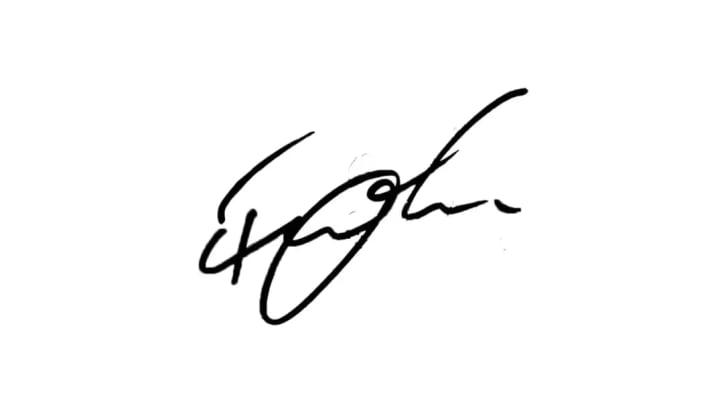 Autografo Fernandinho