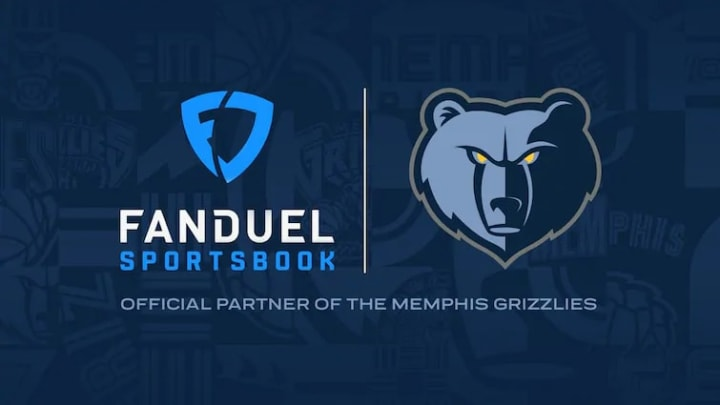 FanDuel Group and the Memphis Grizzlies announce an official partnership.