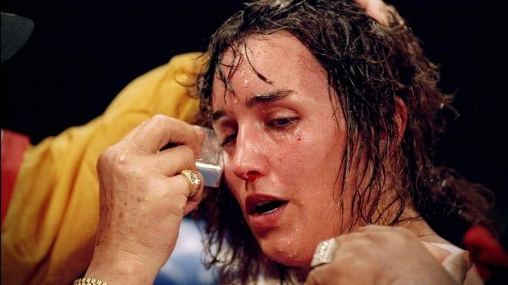 Christy Martin boxe The Players Tribune