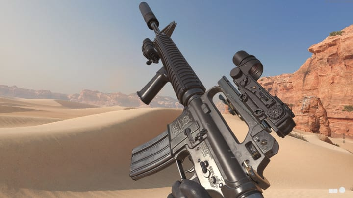 The best attachments to run on the M16 in Black Ops Cold War and Warzone.