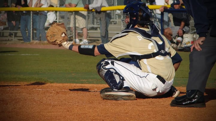 It would've been impossible for me to pitch to another catcher on that team knowing that I went there to be with Will.
