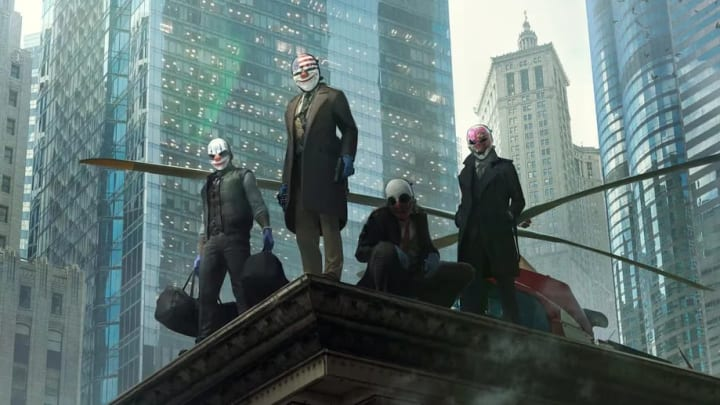 The first image released for Payday 3, set to release in 2023