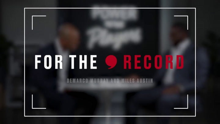 DeMarco Murray and Miles Austin Discuss NFL