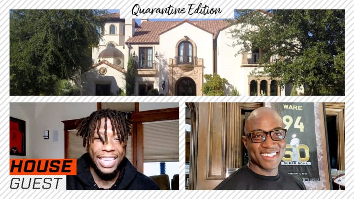 DeMarcus Ware's Dallas Digs | Houseguest with Nate Robinson | The Players' Tribune